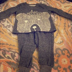 Boys 12-18 month matching sweat suit by dip